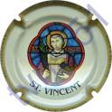 MILET-GOVIN n°21 Saint Vincent contour jaune