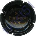 MONCUIT Pierre n°04 noir et or