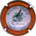 MOUCHEL-WARNET n°07 contour orange