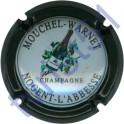 MOUCHEL-WARNET n°04 contour vert foncé