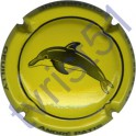 PATIS André n°29 dauphin jaune et noir