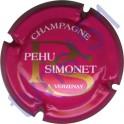 PEHU-SIMONET n°05 fond rose foncé