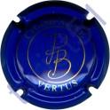 PERROT-BOULONNAIS n°01a bleu vif et or