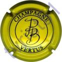 PERROT-BOULONNAIS n°03 jaune et noir