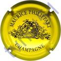 PHILIPPART Maurice n°63 corbeille fond jaune