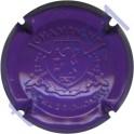 RICHARD-DHONDT n°07a estampée violet