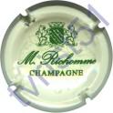 RICHOMME M. n°05 crème et vert