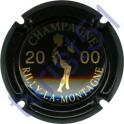 RILLY LA MONTAGNE n°70 2000 noir et or