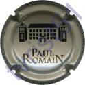 ROMAIN Paul n°13 gris-argenté et noir