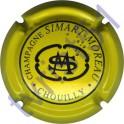 SIMART-MOREAU n°01 jaune et noir