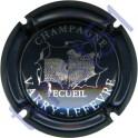 VARRY-LEFEVRE n°02 bleu métallisé et argent