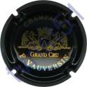 VAUVERSIN François n°04 noir et or