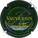 VAUVERSIN François n°15 vert et or