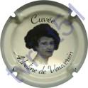 VAUVERSIN François n°06 cuvée Aubeline crème et noir