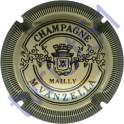 VANZELLA M. : gris-crème et noir striée