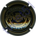 VANZELLA M. n°03 noir et or striée