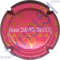 DAVID-HEUCQ Henri n°31d fond rose