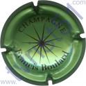 BOULARD Francis n°03 vert métallisé et marron