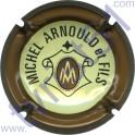 ARNOULD MICHEL n°13 contour bronze