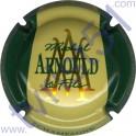ARNOULD MICHEL n°32 crème contour vert inscription contour