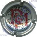 MANCEAUX Roger n°13 métal