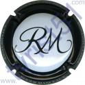 MANCEAUX Roger n°14b blanc et noir