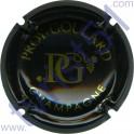PROY-GOULARD n°01 noir et or