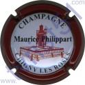 PHILIPPART Maurice n°21 pressoir contour bordeaux