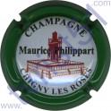 PHILIPPART Maurice n°23 pressoir contour vert
