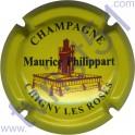PHILIPPART Maurice n°28 pressoir fond jaune