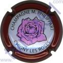 PHILIPPART Maurice n°38 rose contour bordeaux