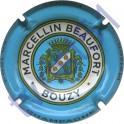 BEAUFORT Marcellin n°01 contour bleu ciel