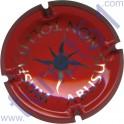 LARMANDIER n°07 rouge et métal