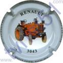 DOURY Philippe n°39b Tracteur Renault
