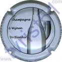 DOURY Philippe n°41a De Blender fond blanc