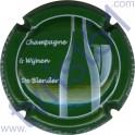 DOURY Philippe n°41c De Blender fond vert