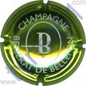 BESSERAT DE BELLEFON n°25 vert métallisé