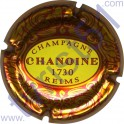 CHANOINE n°03 lettres marron