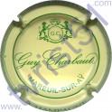 CHARBAUT Guy n°04 crème et vert