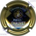CHAUVET Henri n°06 or