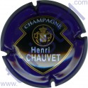 CHAUVET Henri n°11 violet foncé