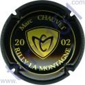 CHAUVET Marc n°05 millésime 2002 noir