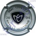 CHAUVET Marc n°10a millésime 2004 argent
