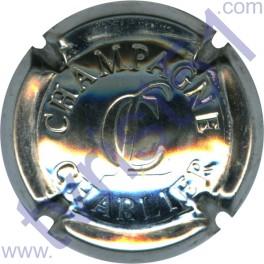 CHARLIER n°13 estampée métal