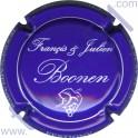 BOONEN F. et J. n°04 violet et blanc