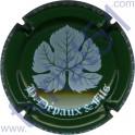 DEPAUX H. & Fils n°03 vert foncé et blanc