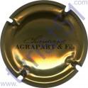 AGRAPART & Fils n°04 or et noir