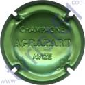 AGRAPART & Fils n°08 estampé vert pâle