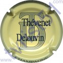THEVENET-DELOUVIN n°05 crème et noir