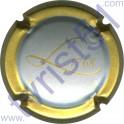 LENIQUE Michel n°31h Médaille d'Argent contour or
